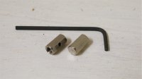 Odyssey Knarps Cable End (2pc & HEX Wrench)