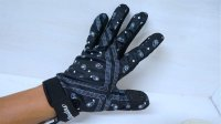 """Shadow """"Conspire"""" Glove [M ,L/Paisley]"""