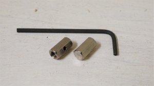 画像1: Odyssey Knarps Cable End (2pc & HEX Wrench)