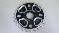 "Profile ""Blackjack"" Sprocket [25T/ Black/ LTD].."