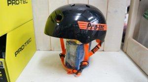 "画像1: Protec""TheBucky""Helmet [GlossBlack / L]"