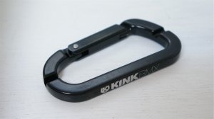 画像1: Kink Carabiner Spoke Wrench [3.2mm & 3.4mm /ニップルレンチ]