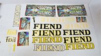 "Fiend ""Morrow V3"" StickerPack[22pc]"