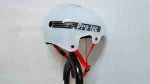 """画像2: Protec""""TheBucky""""Helmet [Trans White / M , L , XL]"""