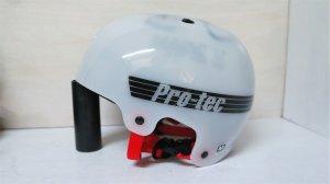 """画像3: Protec""""TheBucky""""Helmet [Trans White / M , L , XL]"""