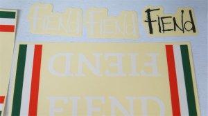 """画像2: Fiend """"Simonchini"""" StickerPack [10pc]"""