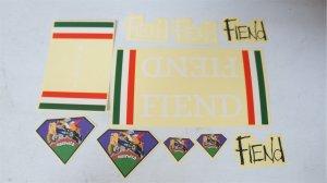"""画像1: Fiend """"Simonchini"""" StickerPack [10pc]"""