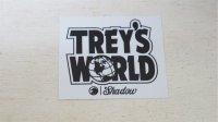"Shadow ""Trey's World"" Sticker [70mm]"