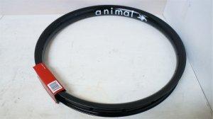 """画像2: Animal """"Steam Roller """" Rim [Black/36H]"""