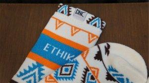 """画像2: Ethik """" Crew"""" Socks [Aztec Pattern]"""