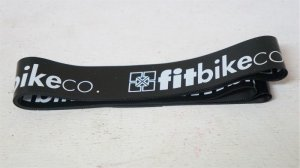 画像1: Fit Rim Strip [1pc/ 25mm /Black]
