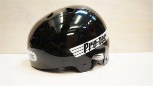 "画像1: Protec""Old School""Helmet [Gross Black / S, M , L , XL]"
