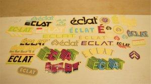 画像1: Eclat StickerPack[39pc/アソート]
