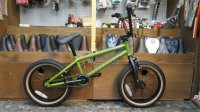 """Haro""""DownTown16"""" [キッズ/16インチ/Matte Army Green]"""