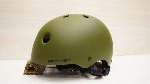 """画像3: Protec""""Classic""""Helmet [MatteOlive / S,M,L,XL]"""