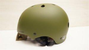 """画像1: Protec""""Classic""""Helmet [MatteOlive / S,M,L,XL]"""