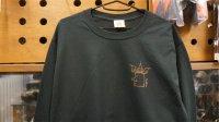 "Flourish ""Stock"" Long Sleeve Shirts [M, L, XL / Black]"